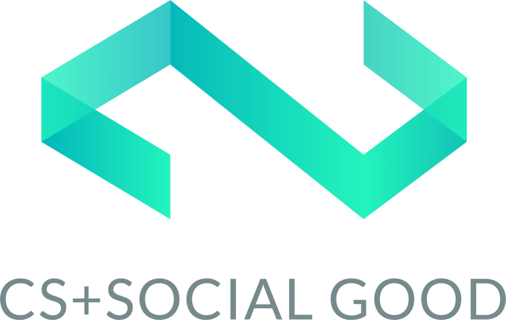 CS+Social Good Logo