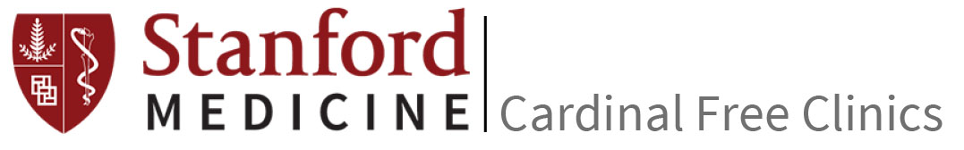 Cardinal Free Clinics Logo